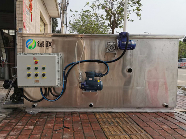 防爆自动油水分离器