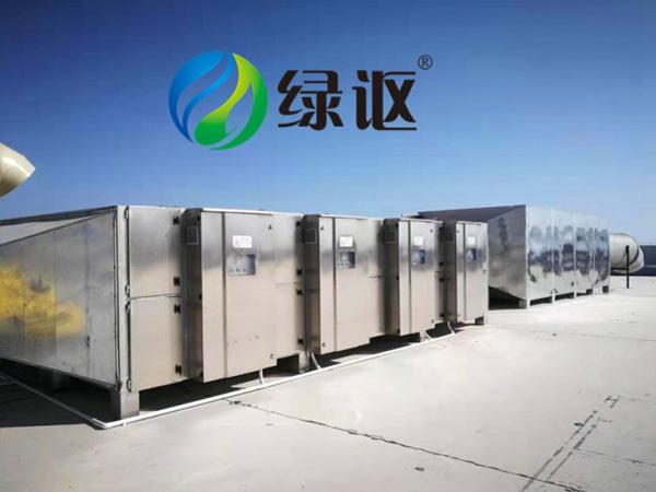 多功能隔油器在建筑排水中的应用